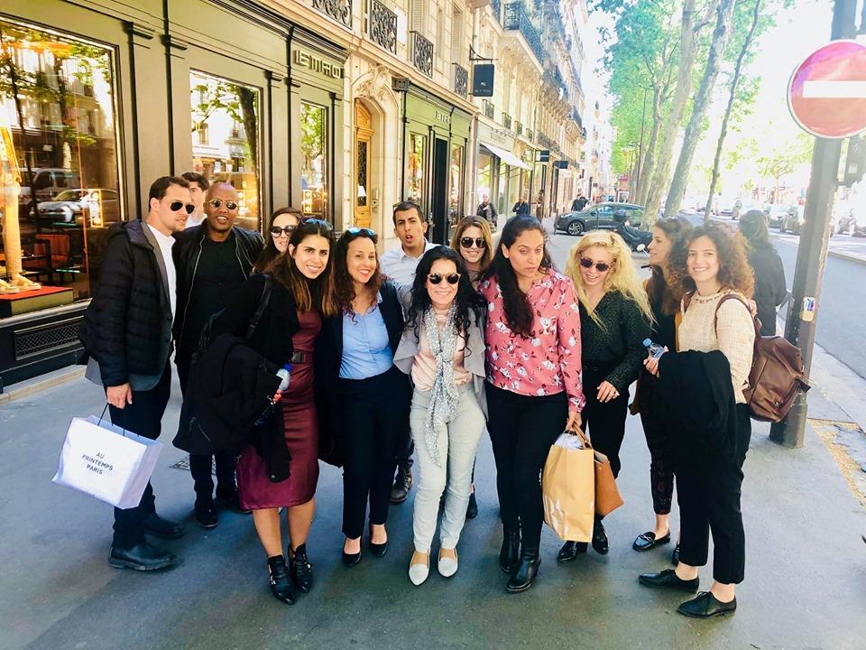MAOF Paris trip